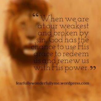lion bold